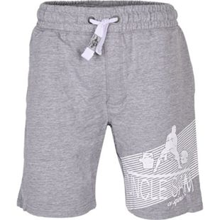 UNCLE SAM Herren Sweatshort, L, grey - Bild 1