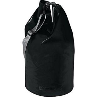 SPIRELLA Seesack mit Schnappverschluss, Multifunktionstasche, 50 l, Black - Bild 1