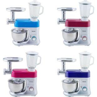 WINKEL RX80 Küchenmaschine 650 W, Rosa - Bild 1