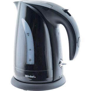 WINKEL SW8 Wasserkocher 1,8 l, 2200 W, Schwarz - Bild 1