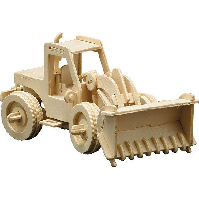 PEBARO Holzbausatz Radlader - Bild 1