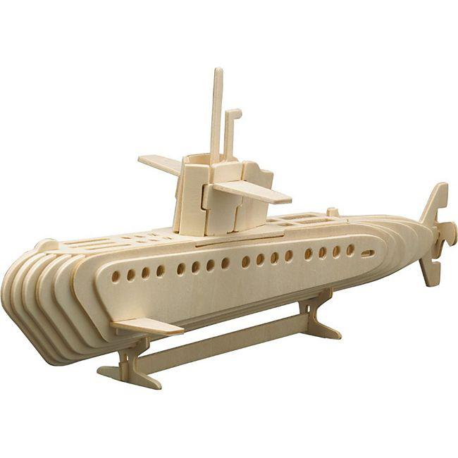 PEBARO Holzbausatz U-Boot - Bild 1