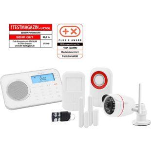 OLYMPIA ProHome 8791 Funk-Alarmanlagen System mit WLAN/GSM und Smart Home Funktionen - Bild 1