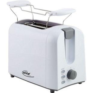 ELTA Classicline Toaster Weiß - Bild 1