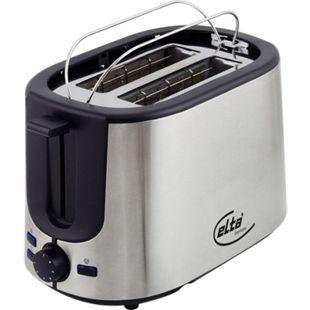 ELTA Toaster Silverline Edelstahl - Bild 1