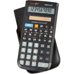 GENIE 149 ECO SC Solar Schulrechner Wissenschaftlicher Taschenrechner Rechner - Bild 1