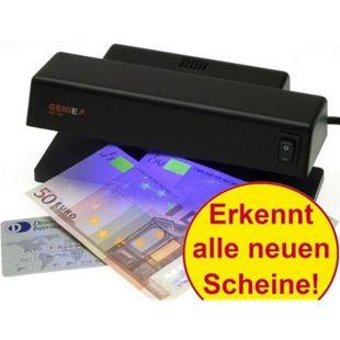 GENIE MD188 Geldscheinprüfer Geldscheinprüfgerät Geldprüfer Geld Prüfer UV Lampe - Bild 1