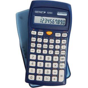 GENIE 52SC Schulrechner Wissenschaftlicher Taschenrechner Schul Tisch Rechner - Bild 1