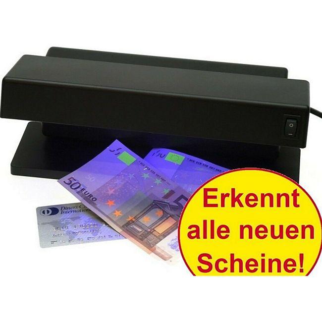 Genie Md1784 Geldscheinprufer Geldscheinprufgerat Geldprufer Cashtester Uv Lampe Online Kaufen Bei Netto