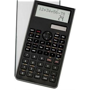GENIE 82 SC Wissenschaftlicher Solar Taschenrechner Schulrechner 240 Funktionen - Bild 1