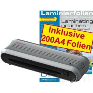 GENIE F9011 Laminiergerät A4 Laminierfolien Laminiertaschen Laminator Laminierer - Bild 1