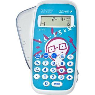 GENIE BT11 Rechentrainer Mathetrainer Mathe Lernspiele Kinder Taschenrechner NEU - Bild 1