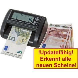 GENIE MD212-A Geldscheinprüfer Geldscheinzähler Geldscheinprüfgerät Geldprüfer - Bild 1