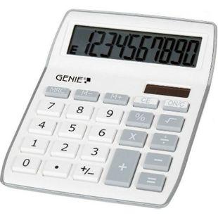 GENIE 840S Solar Tischrechner Rechenmaschine Rechner Bürorechner Taschenrechner - Bild 1
