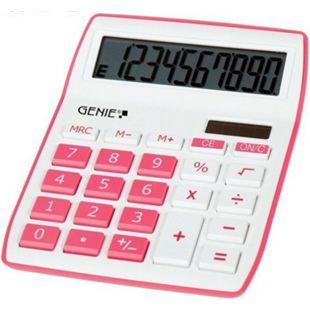 GENIE 840P Solar Tischrechner Rechenmaschine Rechner Bürorechner Taschenrechner - Bild 1