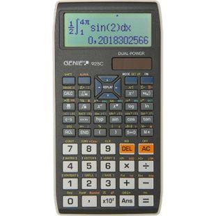GENIE 92SC B Wissenschaftlicher Solar Taschenrechner Schulrechner 580 Funktionen - Bild 1