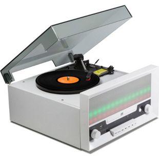 Technaxx Bluetooth Plattenspieler integriertem Radio CD Player Digitalisierungsfunktion - Bild 1