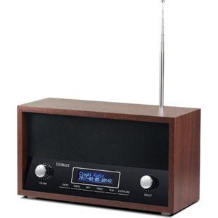 Technaxx Vintage Nostalgie DAB+/FM Stereo Radio - Bild 1