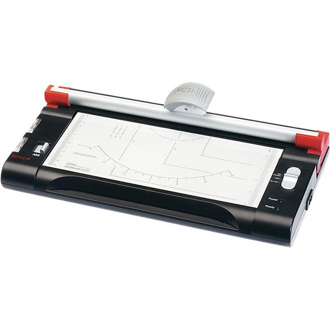 GENIE LT-400 2 in 1 Heiß und Kalt Laminiergerät + Papierschneidegerät - Bild 1
