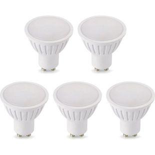 5 Stück LED Strahler GU 10 3 W 240 Lumen  Licht Lampe Energiesparbirne - Bild 1