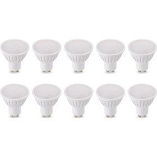 10 Stück GU10 LED Strahler 3 Watt 240 Lumen  Licht warmweiß - Bild 1
