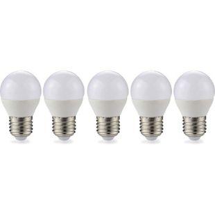 5 Stück LED Leuchte E27 5 W 400 Lumen  Lampe Licht Leuchtmittel Innenbereich - Bild 1