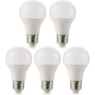5 Stück E27 LED Birne Leuchtmittel Glühbirne 11Watt warmweiß  880 Lumen - Bild 1