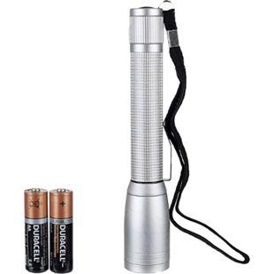 MELLERT LED Taschenlampe, TL363 Silber - Bild 1