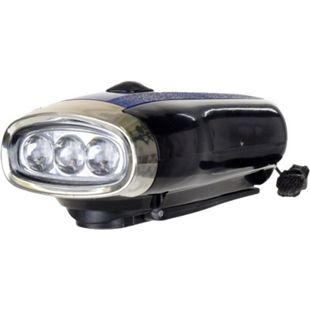 MELLERT Dynamo Taschenlampe Reichweite bis 15 m - Bild 1