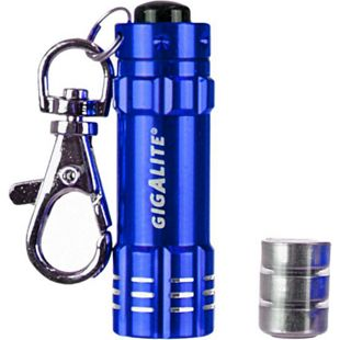 GIGALITE LED Schlüsselleuchte, G16 mini Blau - Bild 1