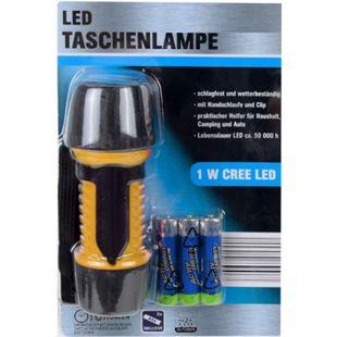 MELLERT LED Taschenlampe 94529 Gelb - Bild 1