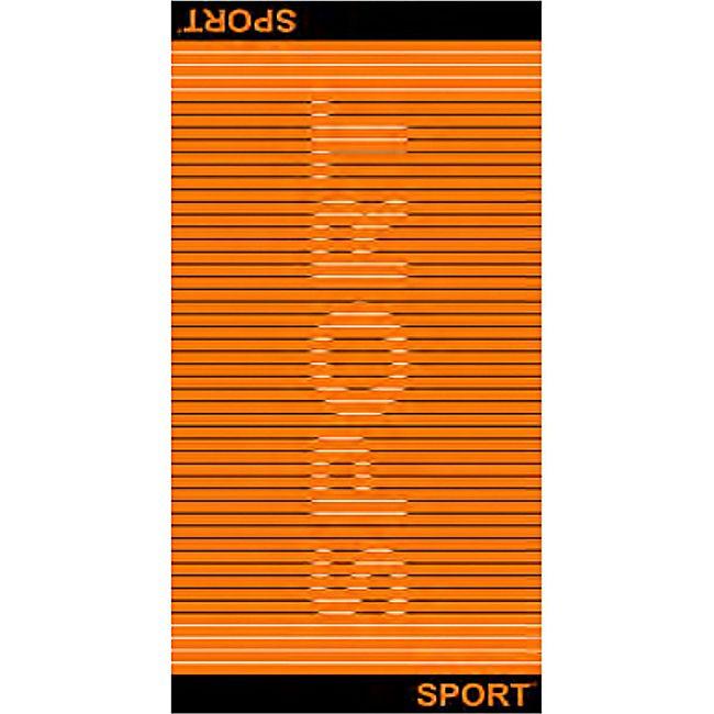 LEX Strandtücher Sport-Mix, ST1002, Orange - Bild 1