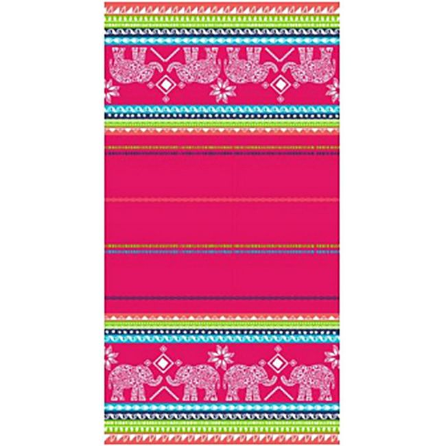 LEX Saunatuch Handtuch, ST1005, Pink - Bild 1