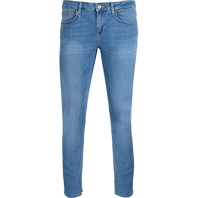 GIN TONIC Damen Jeans Light Blue Wash, 32/32 - Bild 1