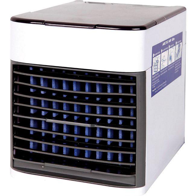 LEX Mini Klimaanlage  Ventilator 3 in 1 kühlt befeuchtet reinigt USB-Anschluss - Bild 1