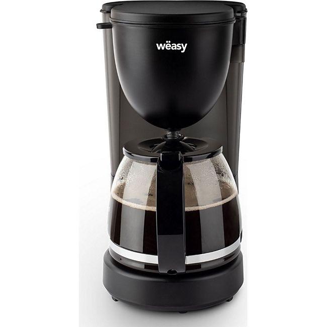 WEASY KF24 elektrische Filterkaffeemaschine 1,25 L - Bild 1