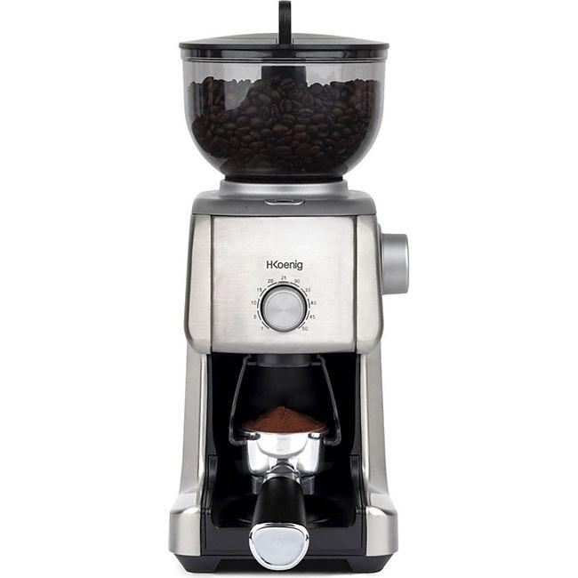 HKoenig GRD830 elektrische Kaffeemühle Kapazität 400g - Bild 1