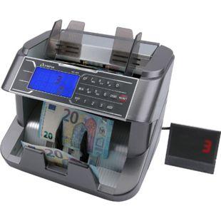 Olympia Geldzähler Stückzähler für sortiertes Zählen Frontlader Prüfung  auf UV und MG - Bild 1