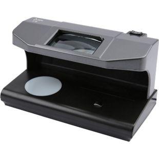 OLYMPIA UV 588 Geldscheinprüfgerät mit Magnetsensor und Wasserzeichentest 2x 3W UV LED - Bild 1