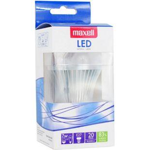 LED Birne Leuchtmittel Glühbirne E27 7 W 490 Lumen  neutral weiß Lampe Licht - Bild 1