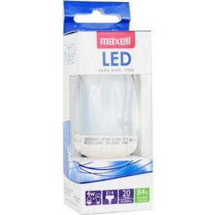 LED Kerze Leuchtmittel Glühbirne E14  4 W 300 Lumen  warmweiß Lampe Licht - Bild 1