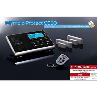 OLYMPIA Protect 9030 Drahtloses GSM Alarmanlagen-Set - Bild 1