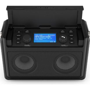 PerfectPro Audisse Internetradio, UKW/DAB+, WiFi, Bluetooth, tragbar, USB, AUX - Bild 1
