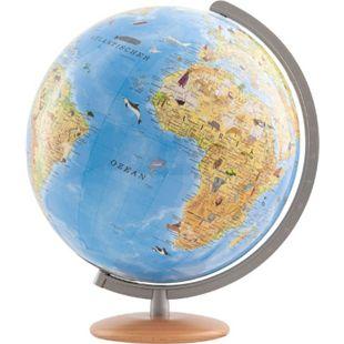 Columbus Kinder-Leuchtglobus Unsere Erde D 34 cm mit Entdeckerstift - Bild 1