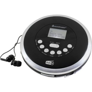 Soundmaster CD9290 CD/MP3-Player mit DAB+/UkW-Radio, Akkulade- u. Hörbuchfkt. - Bild 1