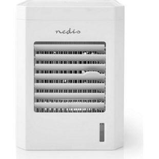 Nedis Mini-Luftkühler USB-betrieben tragbar mit 3 Geschwindigkeiten - Bild 1