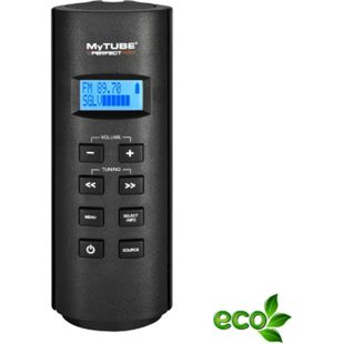 PerfectPro MyTUBE kompaktes Baustellenradio inkl. Akku-Set, schwarz - Bild 1