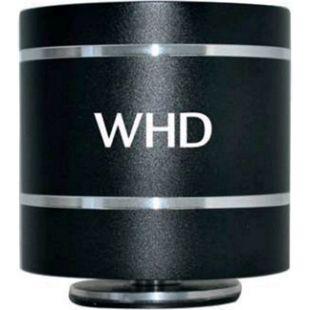 WHD SOUNDWAVER Bluetooth-Receiver Lautsprecher mit Exciter schwarz - Bild 1