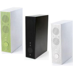 LEXON TITAN Bluetooth Lautsprecher, wiederaufladbar, verschiedene Farben Farbe: Grün - Bild 1