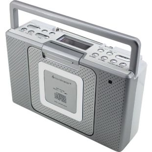 Soundmaster BCD480 Bad u. Küchen Radio mit CD u. MP3-Player, feuchtraumgeeignet - Bild 1